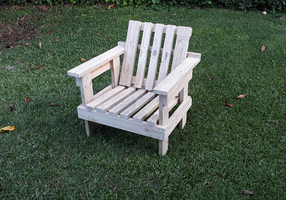 Patio Furniture Single Seater Grace
